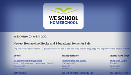 WeSchool Buy and Sell